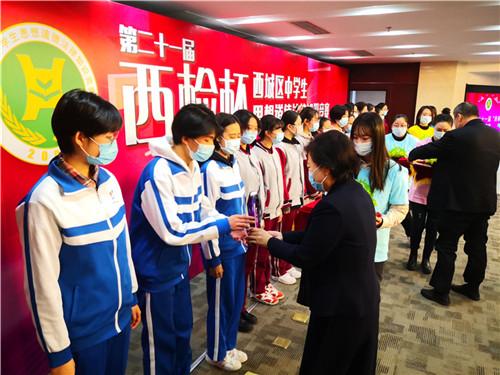 """与""""法""""同行 北京中学生讲述与《民法典》的故事"""