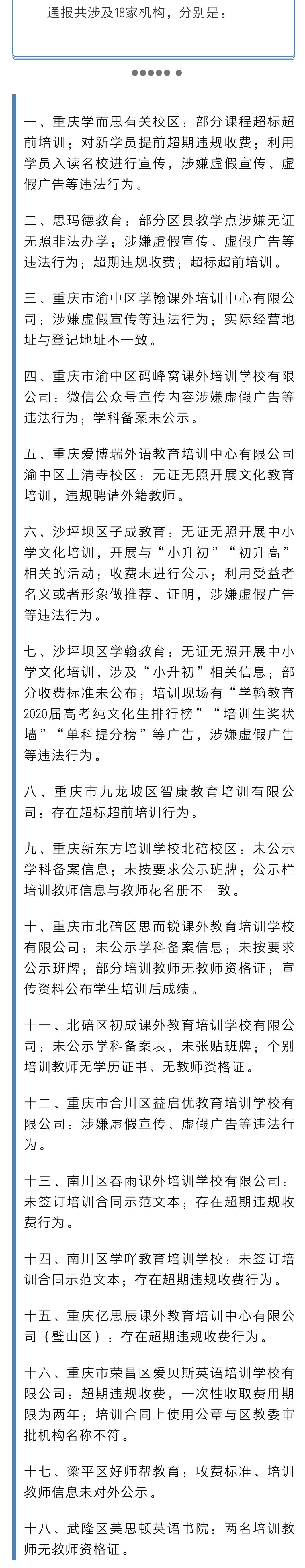 学而思新东方跟谁学等组织屡次被传递点卯!会合整理中国共产党第五次全国代表大会类题目